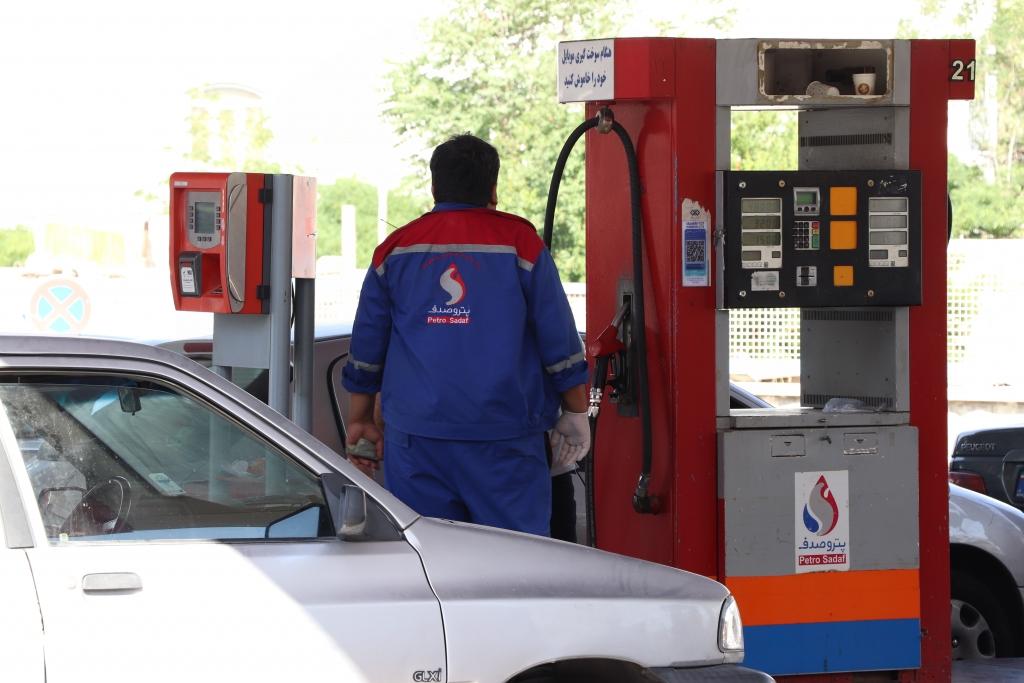 آمایش سوخت رسان و پترو صدف با بنزین یورو چهار