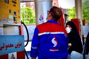 برترین برند حوزه جایگاه سوخت